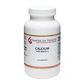 Calcium with Boron