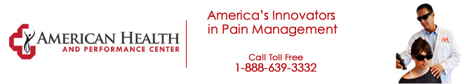 America's Innovators in Pain Management